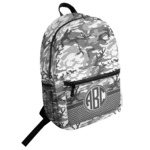 Camo Student Backpack (Personalized)