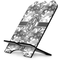 Camo Stylized Tablet Stand (Personalized)