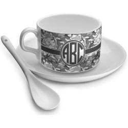 Camo Tea Cups (Personalized)