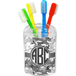 Camo Toothbrush Holder (Personalized)
