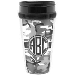 Camo Travel Mugs (Personalized)