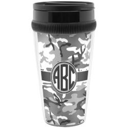 Camo Travel Mug (Personalized)