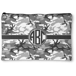 Camo Zipper Pouch (Personalized)