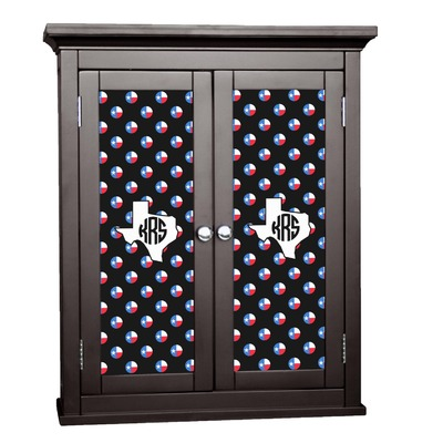 Texas Polka Dots Cabinet Decal - Custom Size (Personalized)