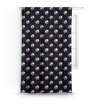 Texas Polka Dots Curtain (Personalized)