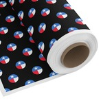 Texas Polka Dots Custom Fabric by the Yard (Personalized)