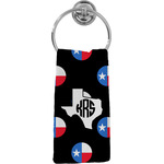 Texas Polka Dots Hand Towel - Full Print (Personalized)