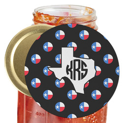 Texas Polka Dots Jar Opener (Personalized)
