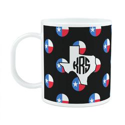 Texas Polka Dots Plastic Kids Mug (Personalized)