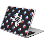 Texas Polka Dots Laptop Skin - Custom Sized (Personalized)