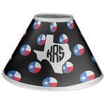 Texas Polka Dots Coolie Lamp Shade (Personalized)