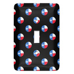 Texas Polka Dots Light Switch Covers (Personalized)