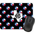 Texas Polka Dots Mouse Pads (Personalized)
