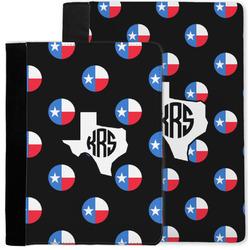 Texas Polka Dots Notebook Padfolio w/ Monogram