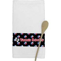 Texas Polka Dots Kitchen Towel (Personalized)