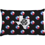Texas Polka Dots Pillow Case (Personalized)