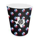 Texas Polka Dots Plastic Tumbler 6oz (Personalized)