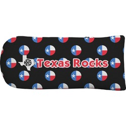 Texas Polka Dots Putter Cover (Personalized)