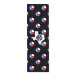 Texas Polka Dots Runner Rug - 3.66'x8' (Personalized)