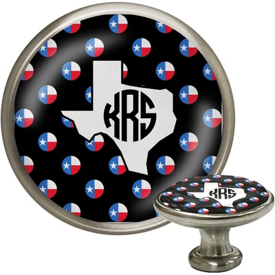 Texas Polka Dots Cabinet Knobs (Personalized)