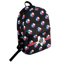 Texas Polka Dots Student Backpack (Personalized)