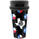 Texas Polka Dots Travel Mugs (Personalized)