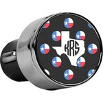 Texas Polka Dots USB Car Charger (Personalized)