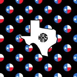 Texas Polka Dots