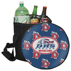 Dawson Eagles Football Collapsible Cooler & Seat (Personalized)