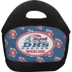 Dawson Eagles Football Toddler Lunch Tote (Personalized)