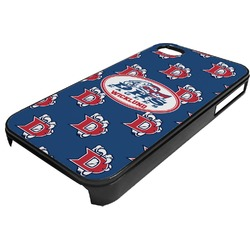 Dawson Eagles Football Plastic 4/4S iPhone Case (Personalized)