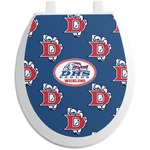 Dawson Eagles Football Toilet Seat Decal (Personalized)