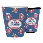 Dawson Eagles Football Waste Basket (Personalized)