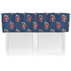 Dawson Eagles Football Valance (Personalized)