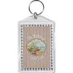 Lake House Bling Keychain (Personalized)