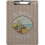 Lake House Clipboard (Personalized)