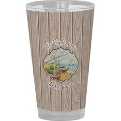 Lake House Drinking / Pint Glass (Personalized)