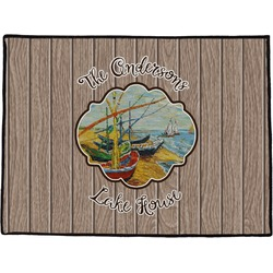 Lake House Door Mat (Personalized)