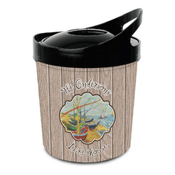 Lake House Plastic Ice Bucket (Personalized)