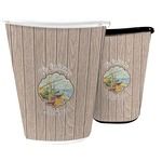 Lake House Waste Basket (Personalized)
