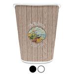 Lake House Waste Basket (Personalized)