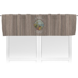 Lake House Valance (Personalized)