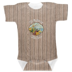 Lake House Baby Bodysuit (Personalized)