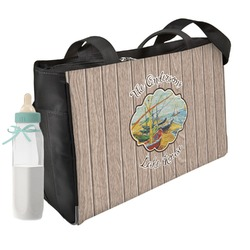 Lake House Diaper Bag (Personalized)