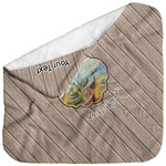 Lake House Baby Hooded Towel (Personalized)