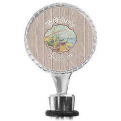Lake House Wine Bottle Stopper (Personalized)