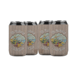 Lake House Can Sleeve (12 oz) (Personalized)