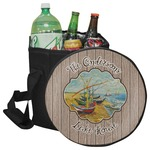 Lake House Collapsible Cooler & Seat (Personalized)