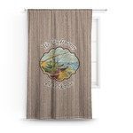 Lake House Curtain (Personalized)