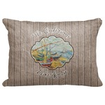 "Lake House Decorative Baby Pillowcase - 16""x12"" (Personalized)"